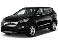 hyundai santa fe 2 2 crdi neues modell new cars. Black Bedroom Furniture Sets. Home Design Ideas