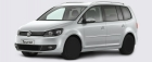 Volkswagen Touran Highline 2,0 TDI